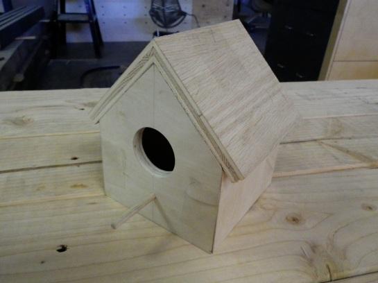 Put a Bird in it House
