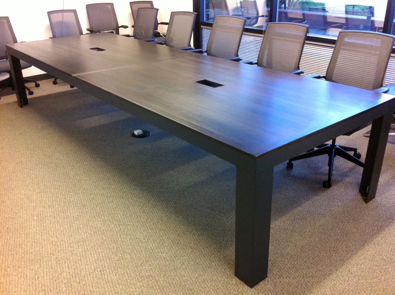MTI Conference Table SIMON YUEN - Detachable conference table
