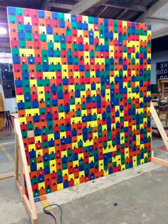 floppy wall - 4