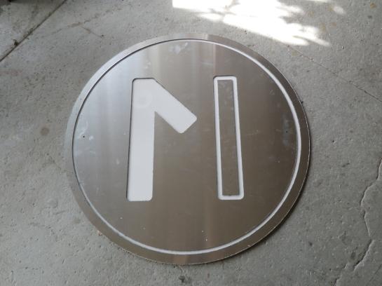 Mti Sign - 03