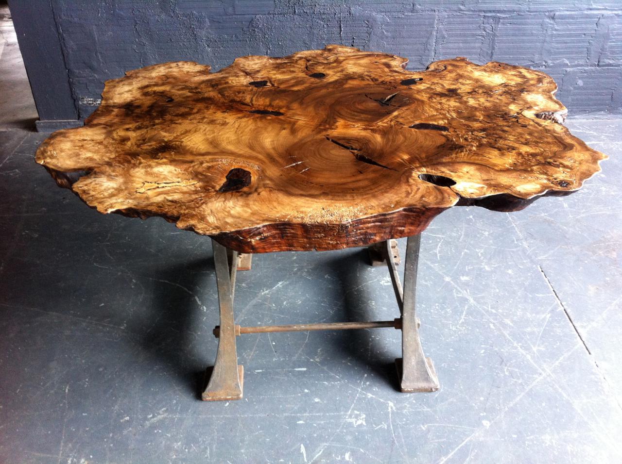 Myrtle Wood Table SIMON YUEN